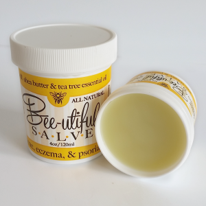 All Natural, Handmade, Bee-Utiful Salve by Amish Country Essentials. 2oz