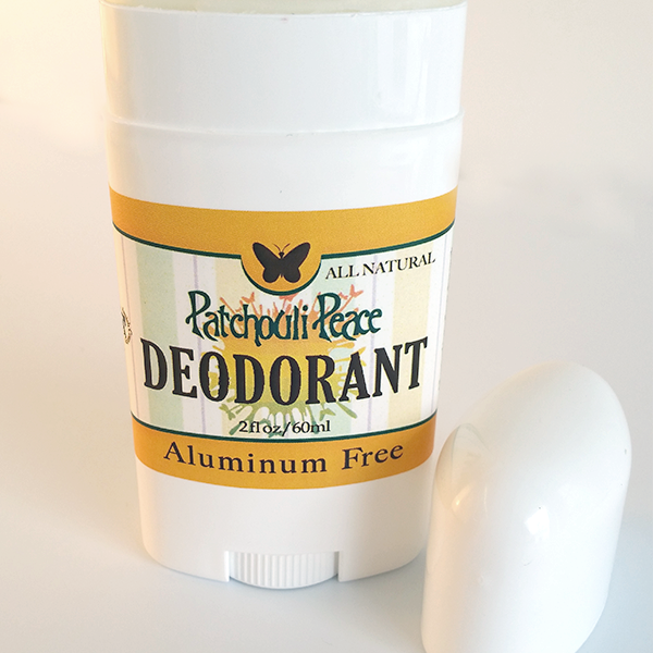 All Natural, Handmade Patchouli Deodorant, by Amish Country Essentials