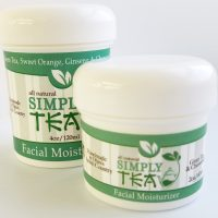 Simply Tea Facial Moisturizer