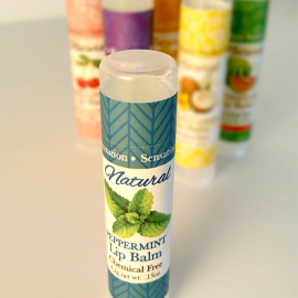 All Natural Sensation Lip Balm