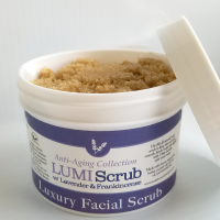 All Natural, Handmade LUMI Scrub by Amish Country Essentials