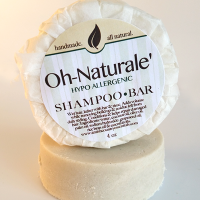 All Natural, Handmade Oh Naturale' Shampoo Bar by Amish Country Essentials