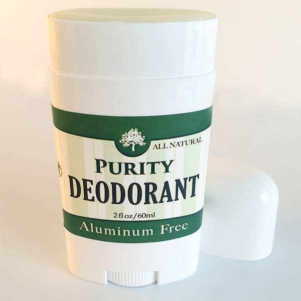 All Natural, Handmade Purity Deodorant, by Amish Country Essentials