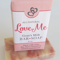 All Natural, Handmade, Love Me Soap by Amish Country Essentials. 3.5oz