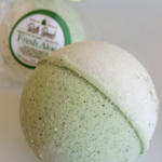 All Natural, Handmade, Fresh Aloe Bath Bomb by Amish Country Essentials