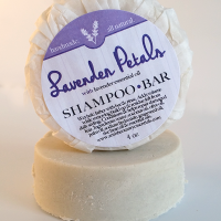All Natural, Lavender Shampoo Bar