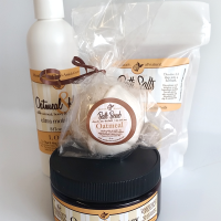 A Gift For Mom - Oatmeal & Honey Products