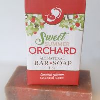 Sweet Summer Orchard, All Natural Handmade Skincare from Amish Country
