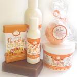 Pumpkin Crunch | Body Scrub 8oz | SEASONAL SCENT-514