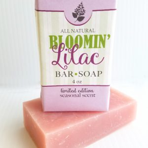 Blooming Lilac, Bar Soap, Handmade, Amish Country Soap Co
