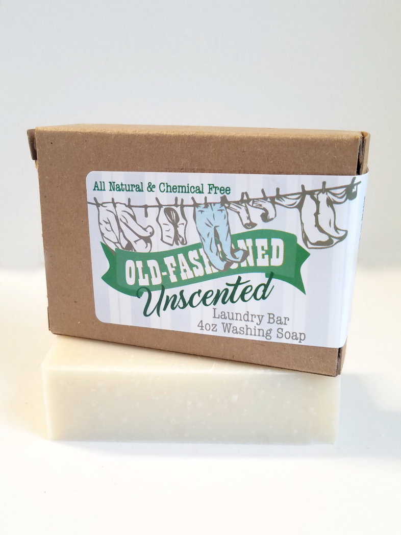Old Fashioned Laundry Soap